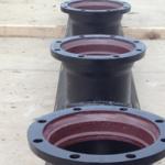 16pexpe - 4 valve pipe