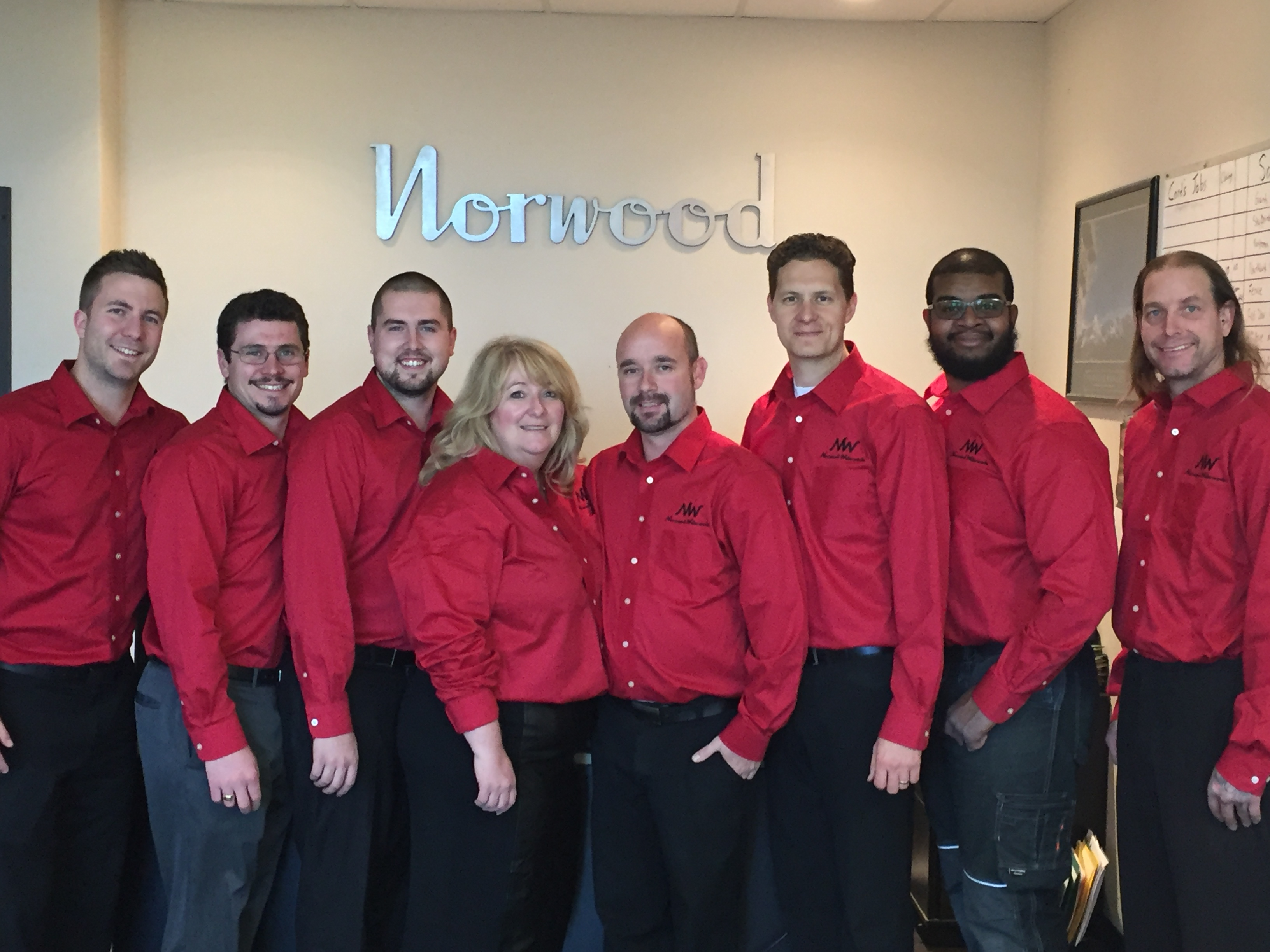 Norwood Calgary Team