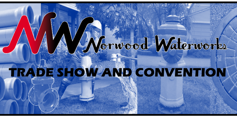 Norwood Waterworks trade show and conference