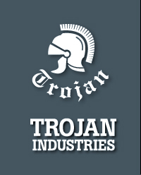 Trojan Industries logo